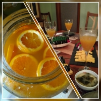 Tropical Sake Sangria