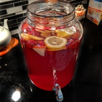 Strawberry Citrus Sangria